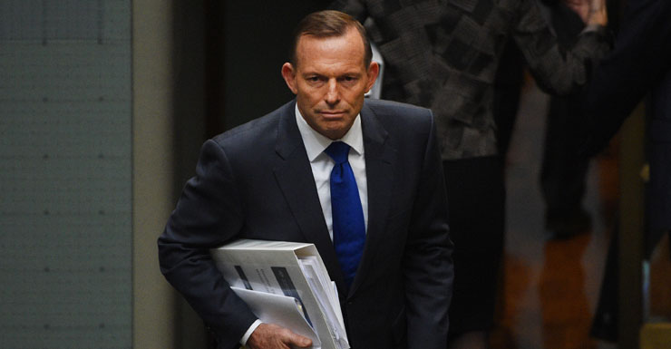 Tony Abbott will take action over the ABC's decision.