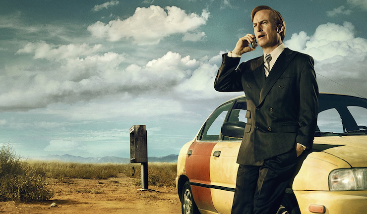 Breaking Bad spinoff Better Call Saul is a huge drawcard.