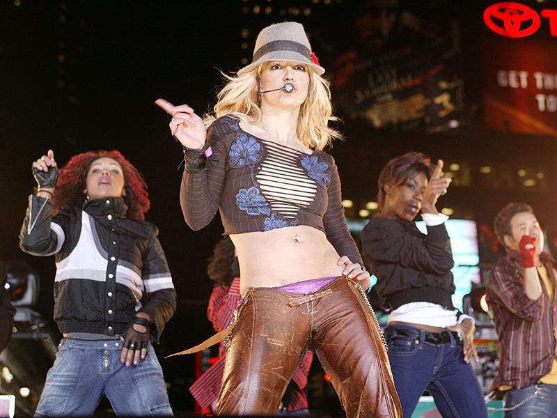 Getty Britney Spears