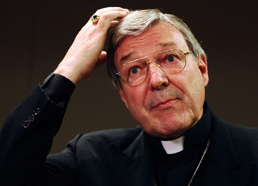 Pell abuse allegations.