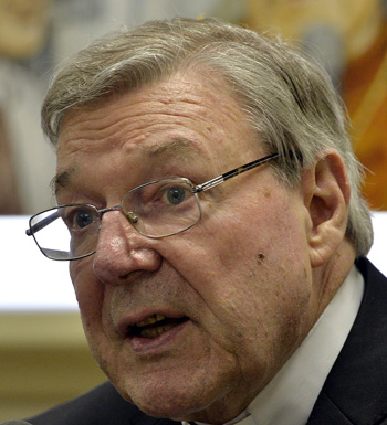 """Cardinal Pell has been labelled """"sociopathic"""" in his treatment of victims."""
