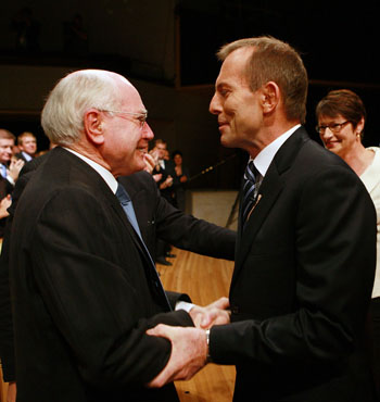 Mr Abbott has less respect for the nation's public broadcaster, and the value of public debate.