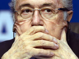 Getty, Sepp Blatter, FIFA