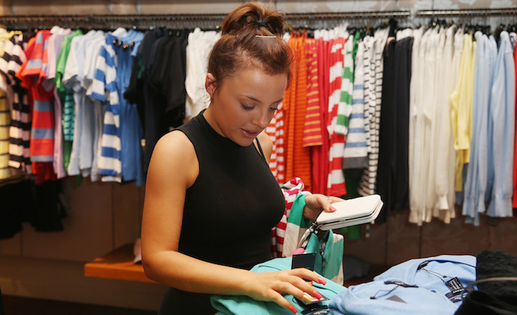 Sydney Rushes To The Boxing Day Sales