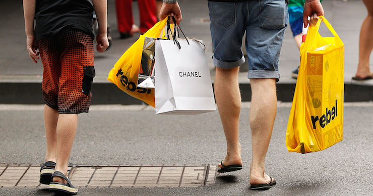 Christmas Shoppers Make December The Busiest Time For Retailers