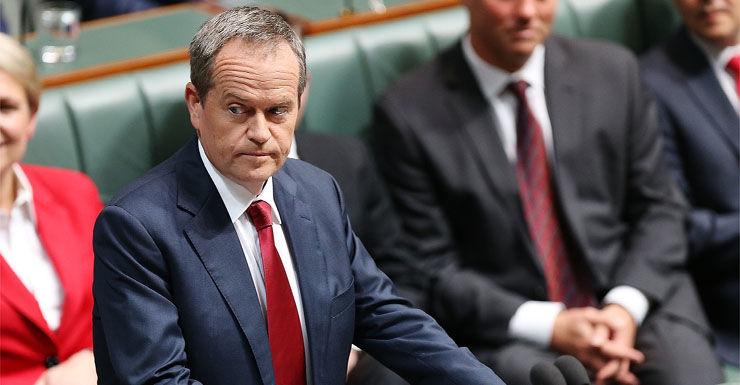 Opposition Leader Bill Shorten demands answers.