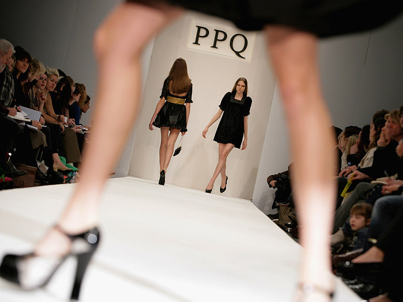London Fashion Week : PPQ