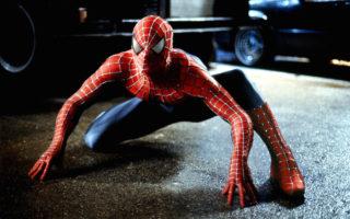 Spider-Man bandit