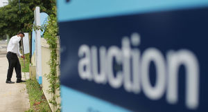 Sydney house auction