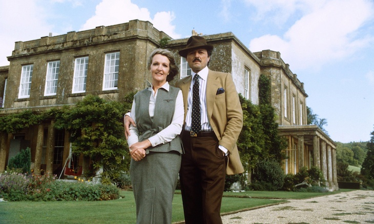 BBC comedy To the Manor Born makes for far more pleasant viewing.