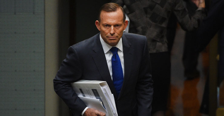 The Opposition demands answers from Mr Abbott.