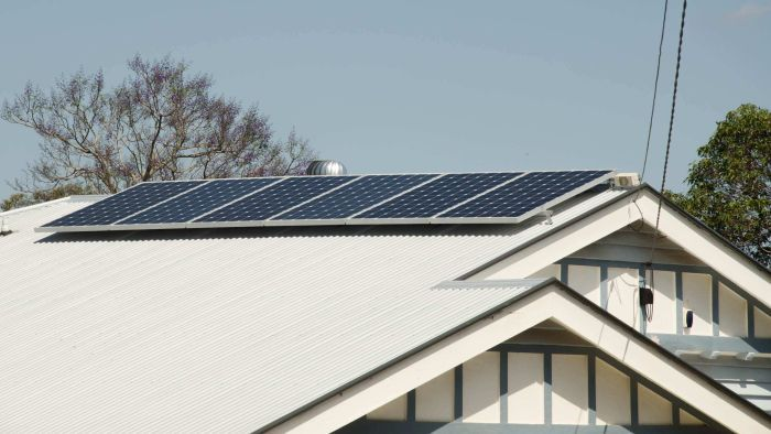 The Clean Energy Finance Corporation has been directed not to invest in wind and rooftop solar projects.