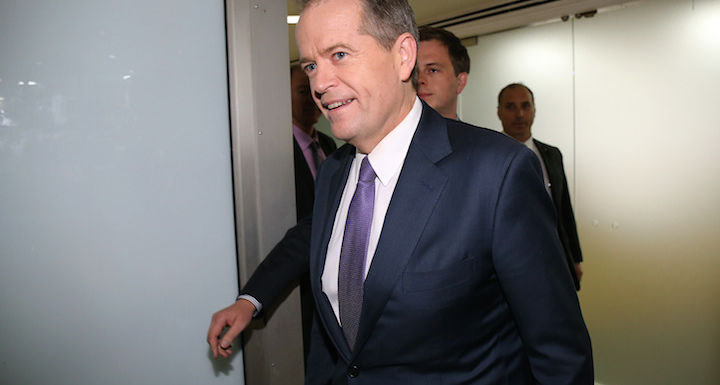 Bill Shorten at the royal commission