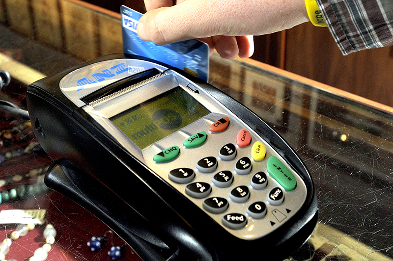 The banks are the big winners every time you tap or swipe or insert your card.