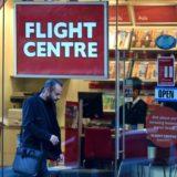 Flight centre fined