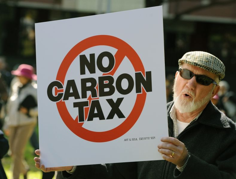 No Carbon Tax