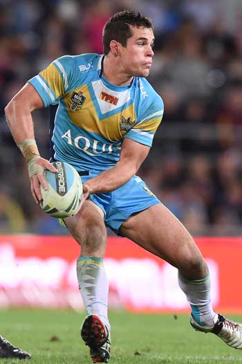 Gone: Gold Coast Titans. Photo: Getty