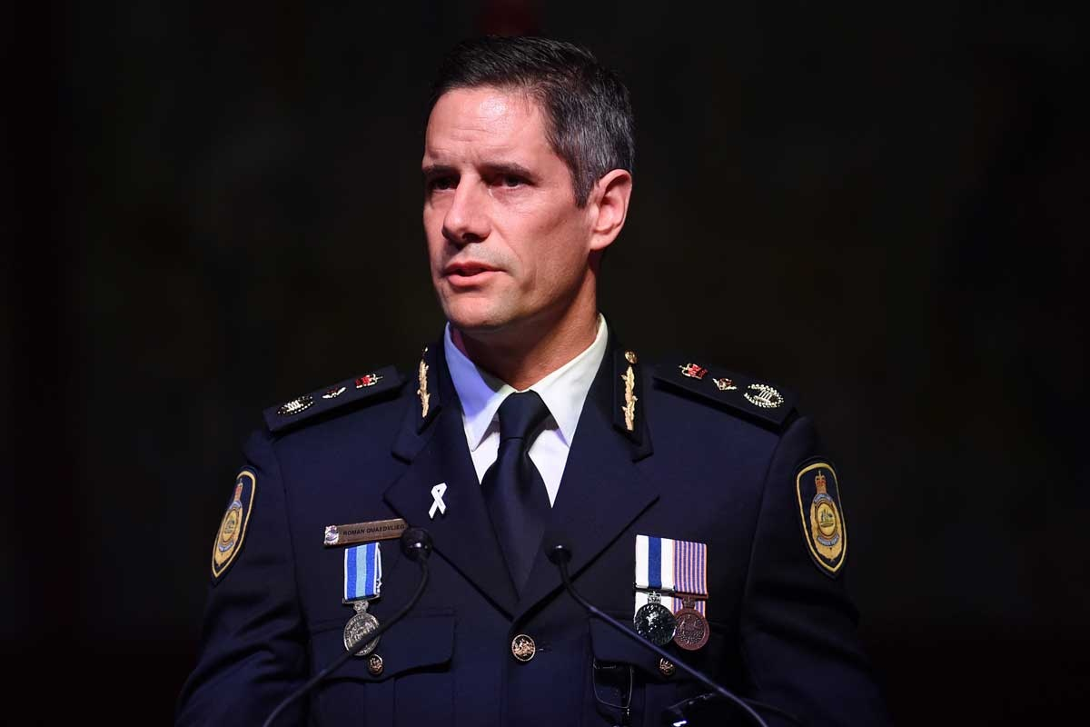 Australian Border Force boss sacked for 'abuse of power'