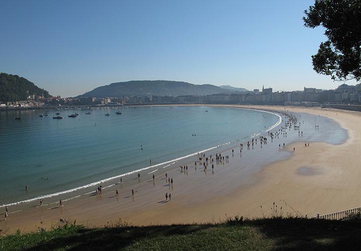 San Sebastián: where beach meets fine dining.