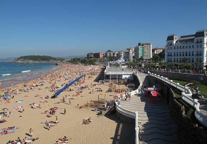 Hotels In Santander Spain Near The Ferry Port