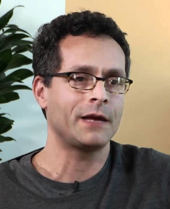 Bradley Horowitz from Google made no mention of Google+ being dead. Many don't agree. Photo: YouTube