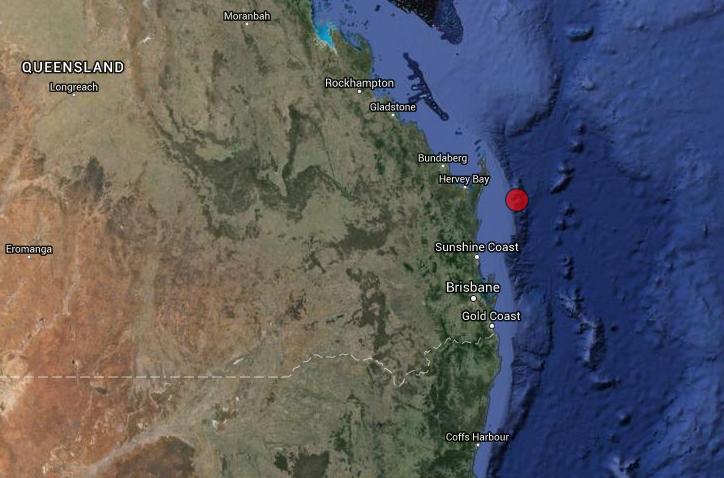 Earthquake Queensland