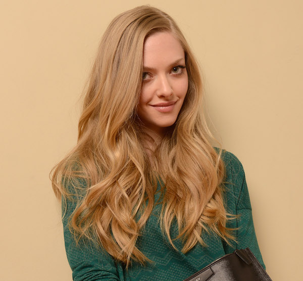 Amanda Seyfried's hair is no longer with us. Photo: Getty