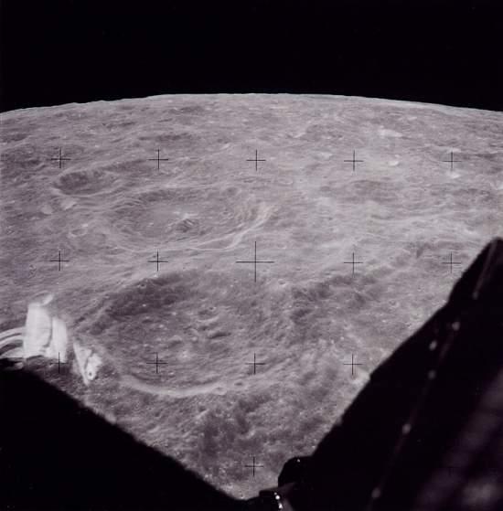 moon surface photos nasa apollo 11