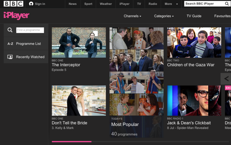 "Unlock the wonder that is the BBC iPlayer ""legally"" with this new ISP."