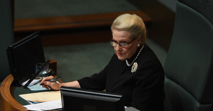 There were many calls for Mrs Bishop to clarify the decision.