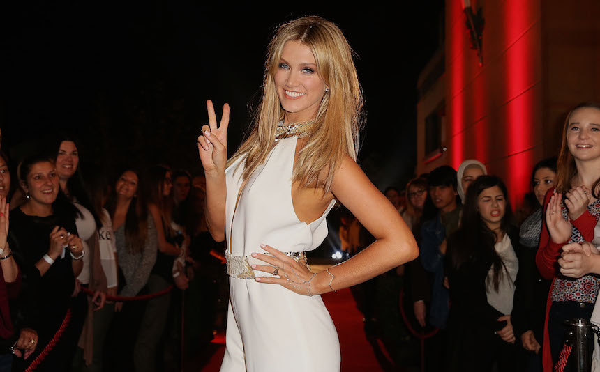 Delta Goodrem to star in famous Broadway musical   The New Daily