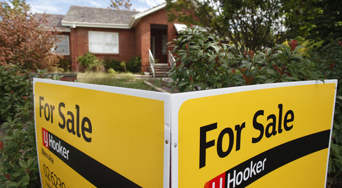 Housing data shows mixed results for the nation.