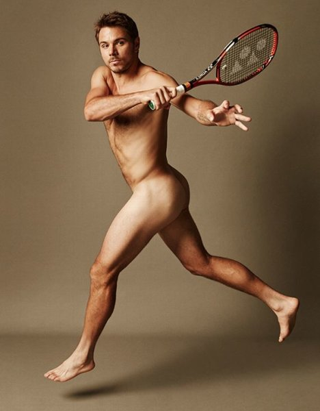 Nude Male Tennis Players 58