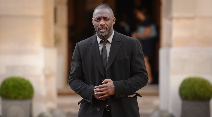 Idris Elba will star in 'Beasts of No Nation', expected later this year. Photo: Getty