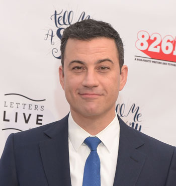 Late night US TV host Jimmy Kimmel expressed his disbelief at the killing, with many others world-wide.