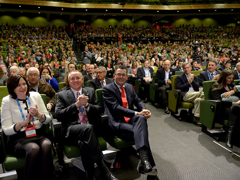 ALP NATIONAL CONFERENCE MELBOURNE