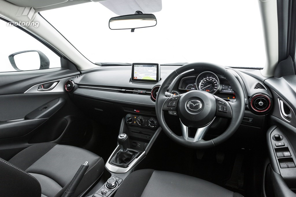you're spoiled for choice with the stylish mazda cx-3 | the new daily