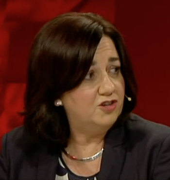 Annastacia Palaszczuk says Queensland is woking to tackle domestic violence.