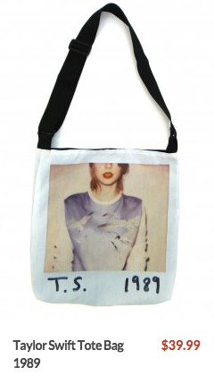 Do not carry this tote bag around China.