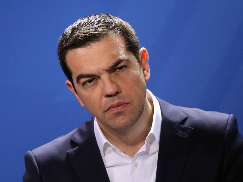 Getty Alexis Tsipras