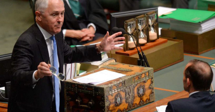 Mr Turnbull suggests the RET still carries a cost for households and could be considered a tax.