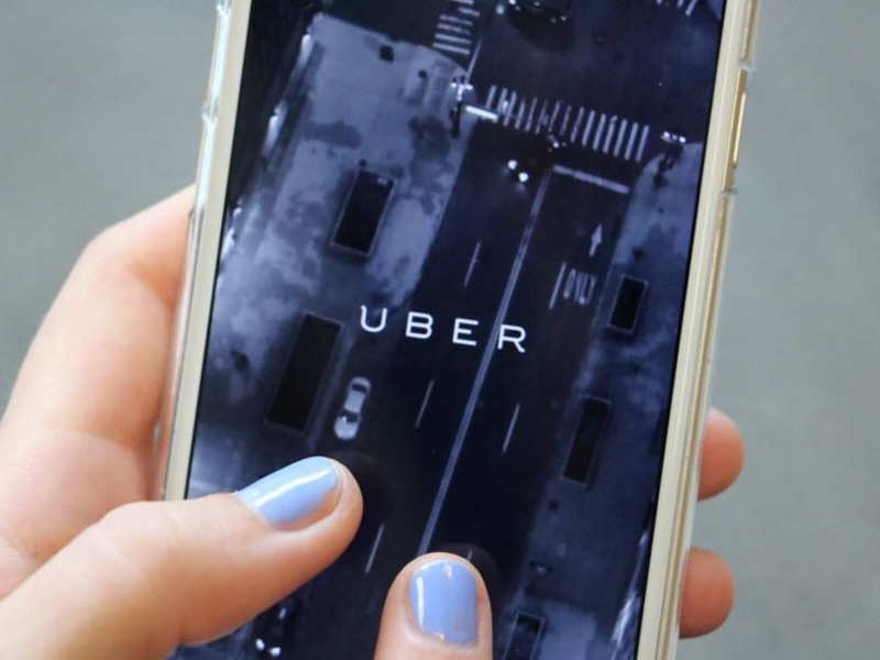 Uber was launched in Perth early in 2015.
