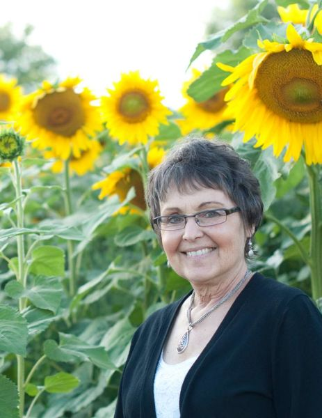 Babette's favourite flower was the sunflower. Photo: Facebook – Babette's Seeds of Hope.