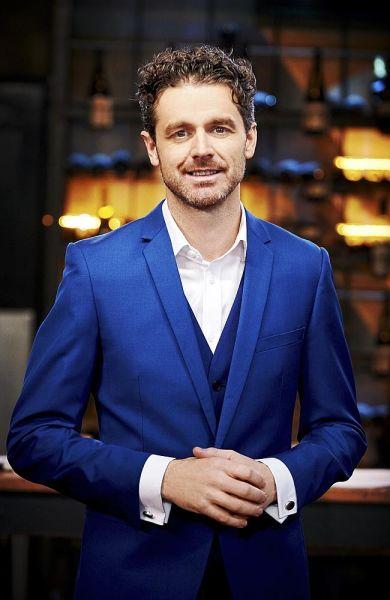 Host Jock Zonfrillo.