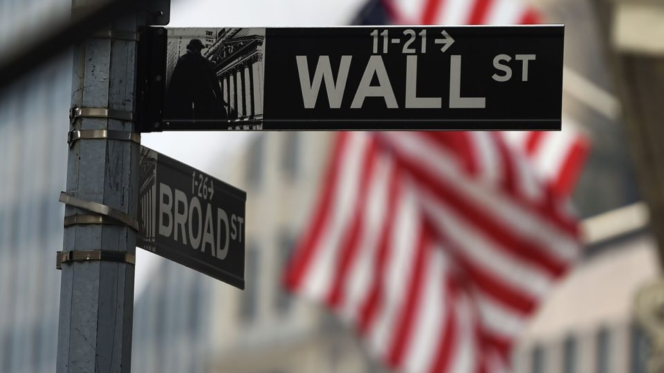 Wall Street soars on Trump news