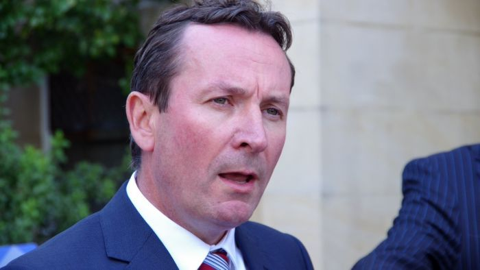 Mark McGowan has cancelled a trip to Port Hedland to spend time with family after his house was burgled.