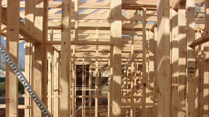 Mirvac is benefitting from a record breaking boom in new home construction.