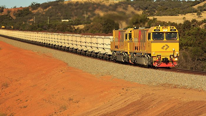 Aurizon was formerly owned by the Queensland Government as QR National, before being privatised.