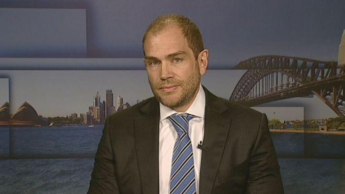 Former ALP NSW secretary Jamie Clements.