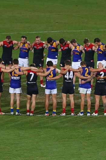 Four sporting codes have each been given $250,000 to create inclusive, safe and welcoming environments. Photo: Getty